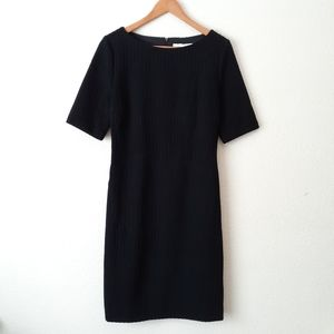 Hugo Boss Sweater Knit Sheath Dress Size 8 US